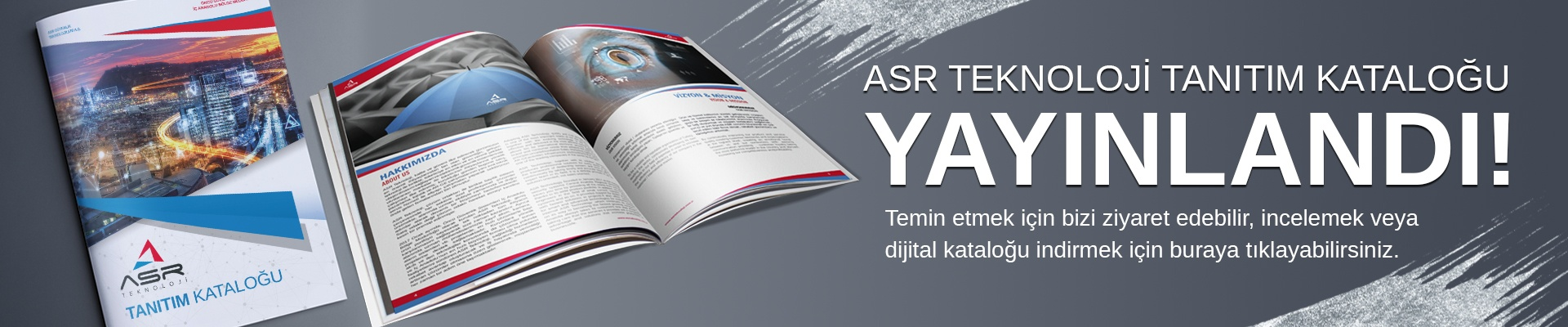 ASR Teknoloji Tanıtım Kataloğu