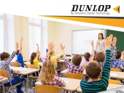 Dunlop ile Okullarımız Artık Daha Güvenli !..