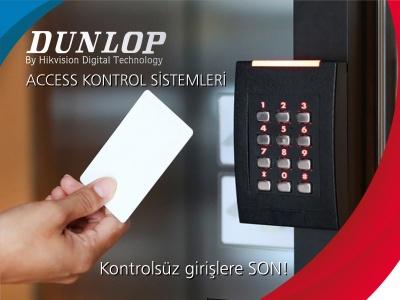 Dunlop PDKS Sistemleri ile Rahat Edersiniz !..