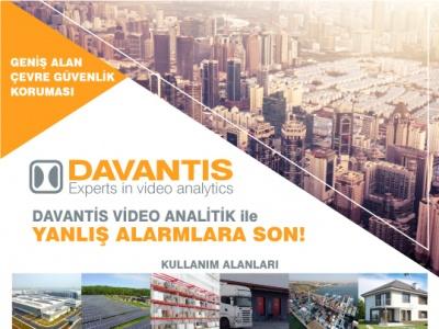 Davantis ile Yanlış Alarmlar Almayacaksınız !..