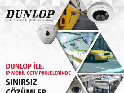 Mobil Çözümlerde Tecrübeli İş Ortağınız Dunlop !..