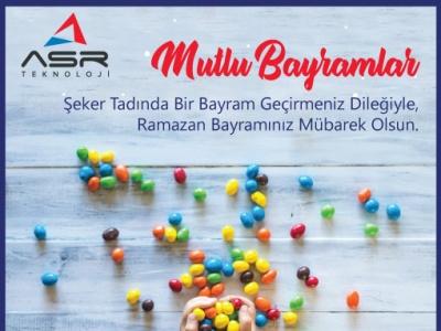 Ramazan Bayramınız Mübarek Olsun, Nice Mutlu Bayramlara...