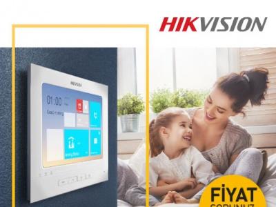 Hikvision Yeni Nesil Modüler IP Video İnterkom Sistemi !..