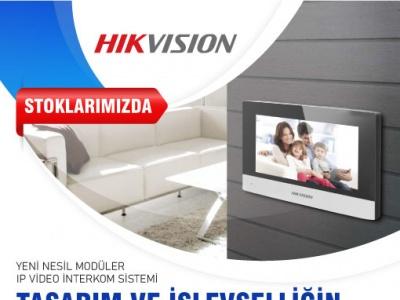 Hikvision ile Tasarım ve İşlevselliğin Mükemmel Birleşimi !..