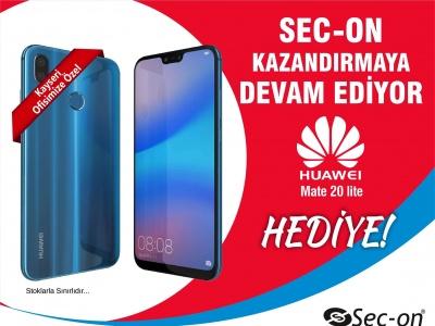 SEC-ON KAZANDIRMAYA DEVAM EDİYOR !...
