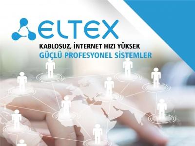 Eltex ile Noktadan Noktaya Wifi Çözümler !..