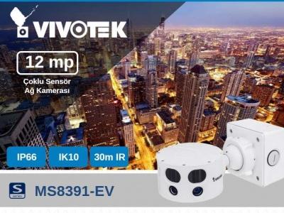 Vivotek MS8391-EV, ASR Teknoloji Stoklarında !..