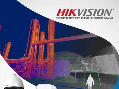 Hikvision Thermal Kameralar ile Çok Seçenek Elinizin Altında !..