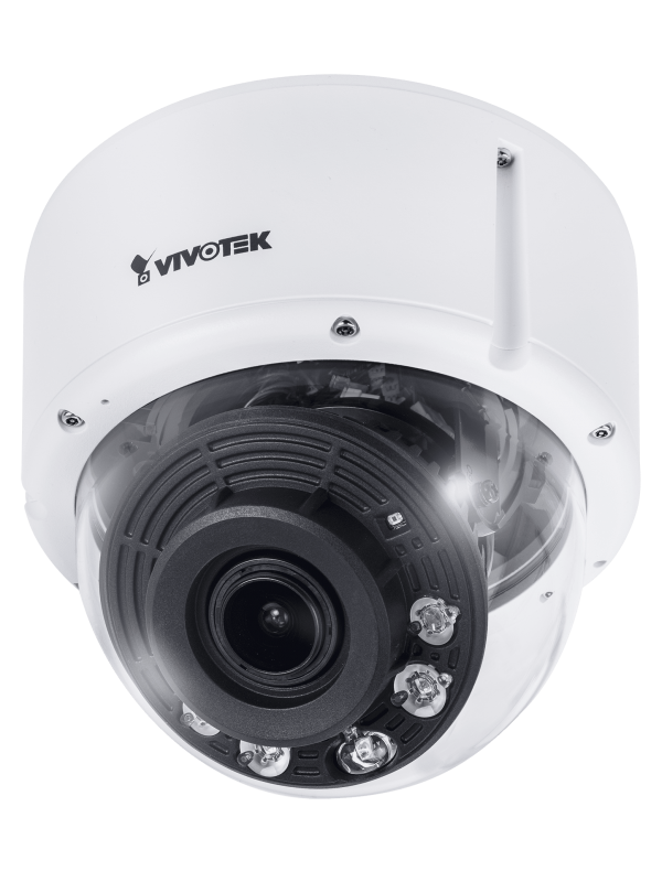 Vivotek 8MP Sabit Dome Kamera FD9391-EHTV