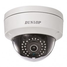 Dunlop 1.3MP IP Dome Kamera DP-12CD1110F-IWS