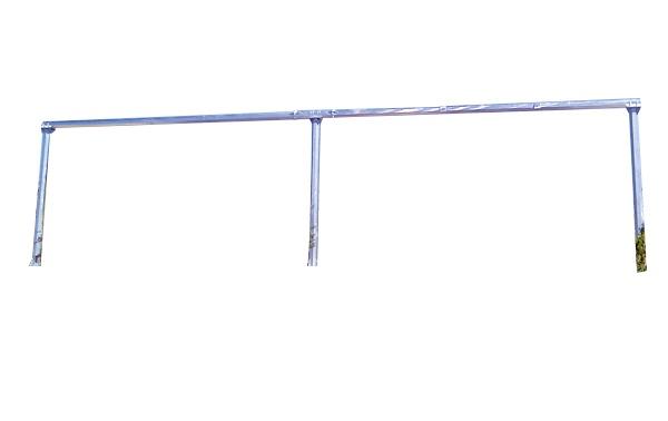 6m Sıcak Daldırma Galvaniz Kaplı M Tipi Tag Direk