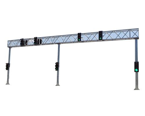 (SC-TAG-M) 6m Sıcak Daldırma Galvaniz Kaplı M Tipi Tag Direk