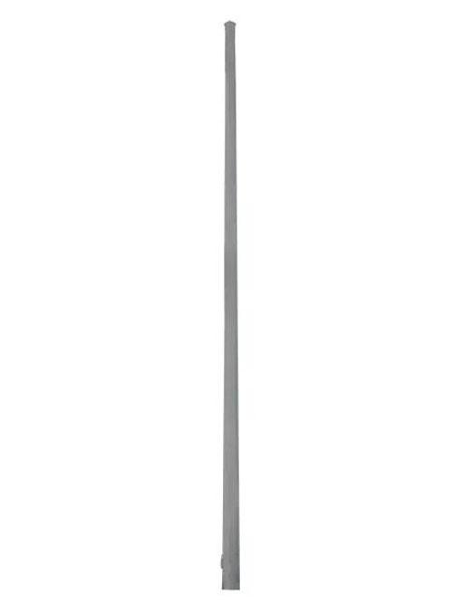 (SC-KD6) 6m Poligon Kamera Direği (Sıcak Daldırma Galvaniz Kaplı)