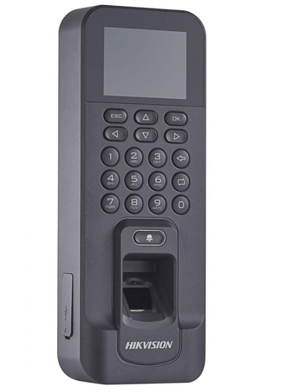 Parmak İzi ve Kart Okuyucu (Keypadli) - DS-K1T804MF