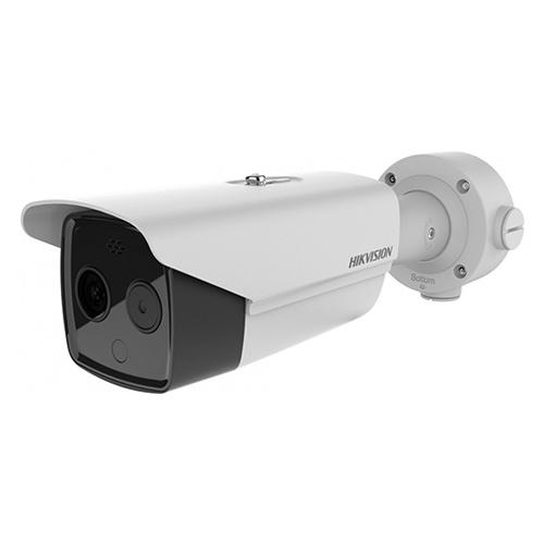 Sıcaklık Ölçer Termografik Bullet Kamera-DS-2TD2617B-3/PA