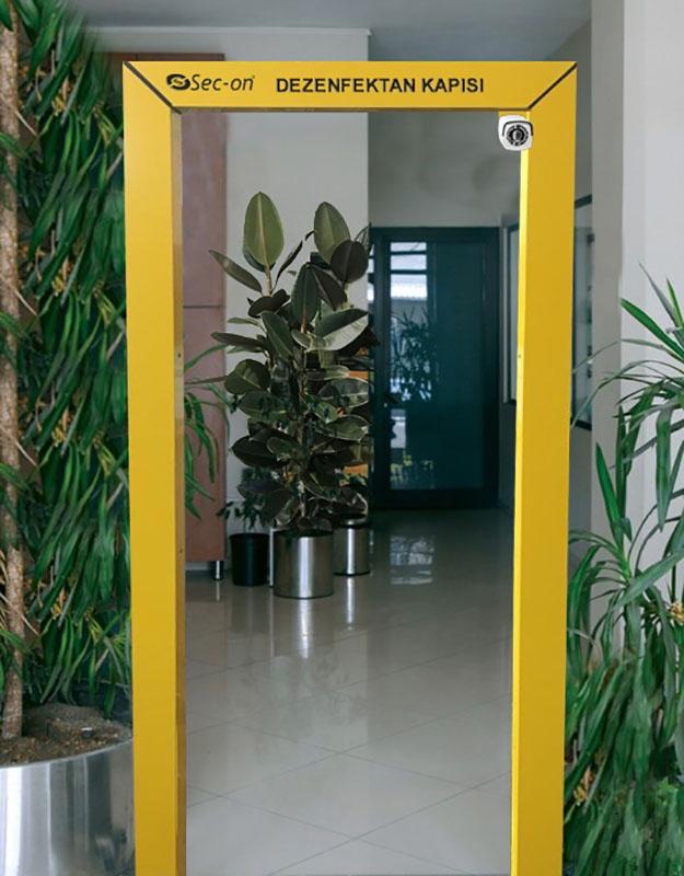 Dezenfektan Kapısı - SC-HGATE-04