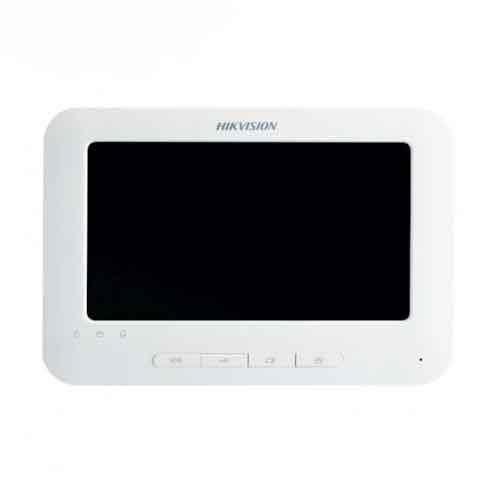 """7"""" Dokunmatik Ekran İç Ortam İstasyon-DS-KH6310-W"""