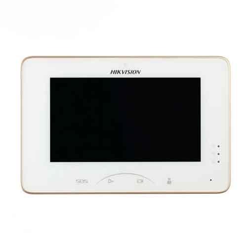"""7"""" Dokunmatik Ekran İç Ortam İstasyon-DS-KH8300-T"""