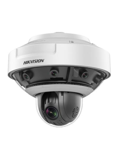 16MP PanoVu 360° Panoramic+PTZ 2MP Kamera (DS-2DP1636Z-D)