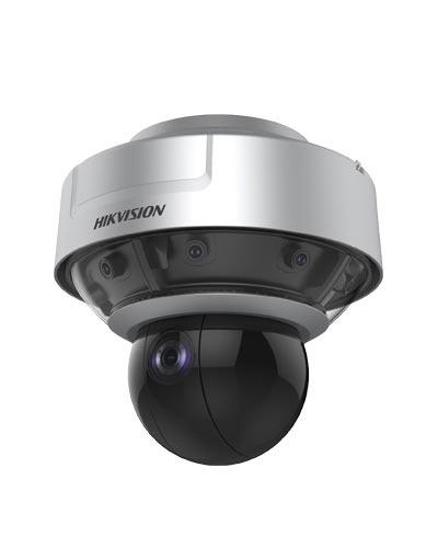 16MP PanoVu 360° Panoramic+2MP PTZ Kamera (DS-2DP1636ZX-D/236)