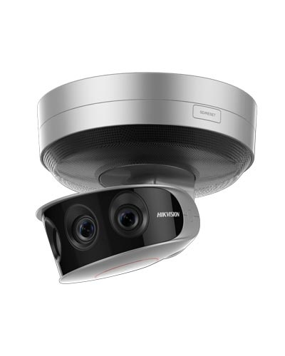 24MP PanoVu 180° Panoramic Kamera (DS-2CD6A64F-IHS/NFC)