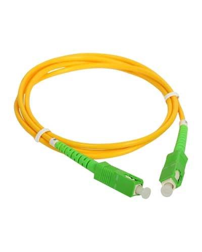 2M Fiber Optical Patch Cord (LE-SSSD-2)