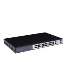Sec-On 24 Port PoE Switch (SC-S3024)