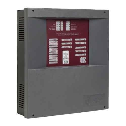 Konvansiyonel Otomatik Yangın Söndürme Paneli-CLVR 02EXT