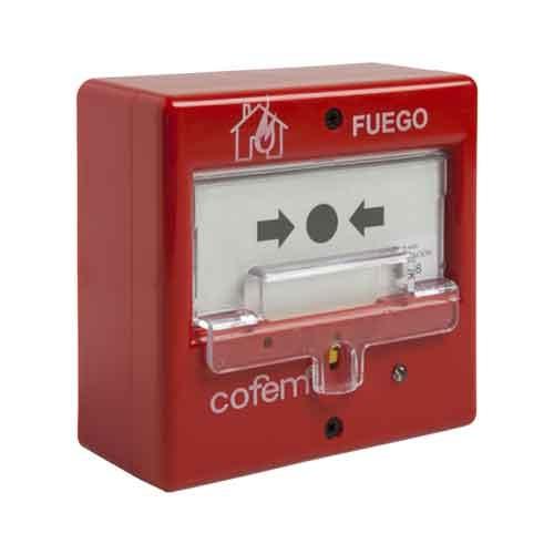 Resetlenebilir Yangın İhbar Butonu-PUCAR