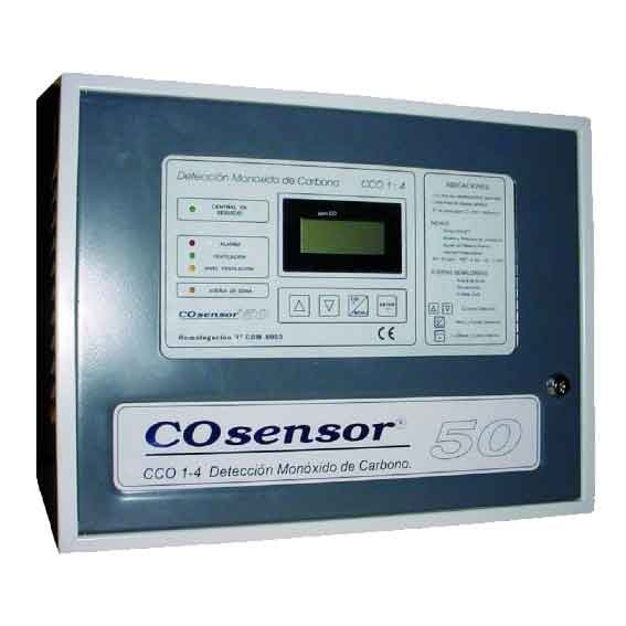 Karbonmonoksit Kontrol Paneli-CCO222