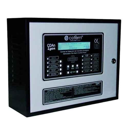 Yangın Alarm Kontrol Paneli-LYON08