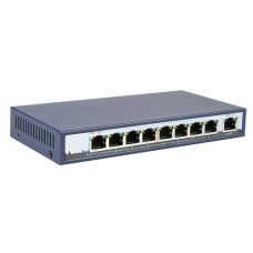 Sec-On 8 Port PoE Switch SC-S6081