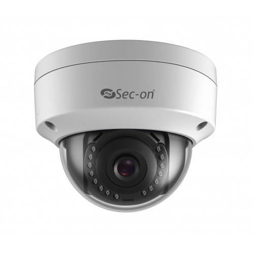 Sec-On 2 MP Dome Kamera SC-DF2202-AS