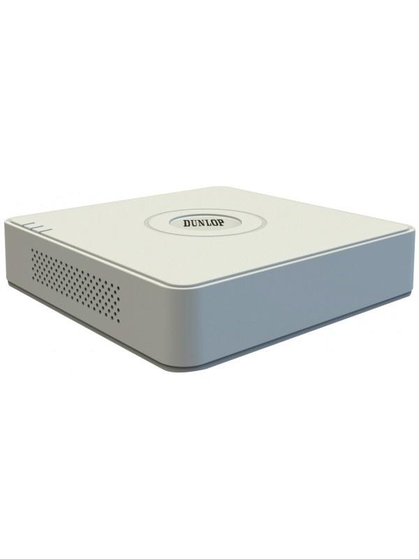 Dunlop HD-TVI & AHD & HDCVI Kayıt Cihazı, 1 SATA DP-1104HGHI-F1