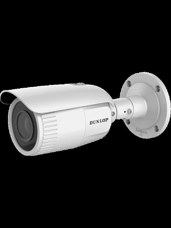 Dunlop 2MP Motorize Bullet IP Kamera 30 metre IR DP-12CD1623G0-IZ