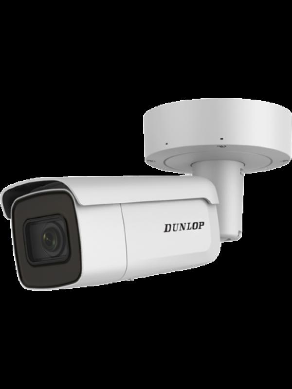 Dunlop 6MP Motorize Bullet IP Kamera 50 metre  DP-12CD2663G0-IZS