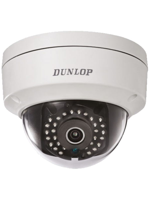 Dunlop 2MP Dome IP Kamera 30 metre IR DP-12CD1120F-IS