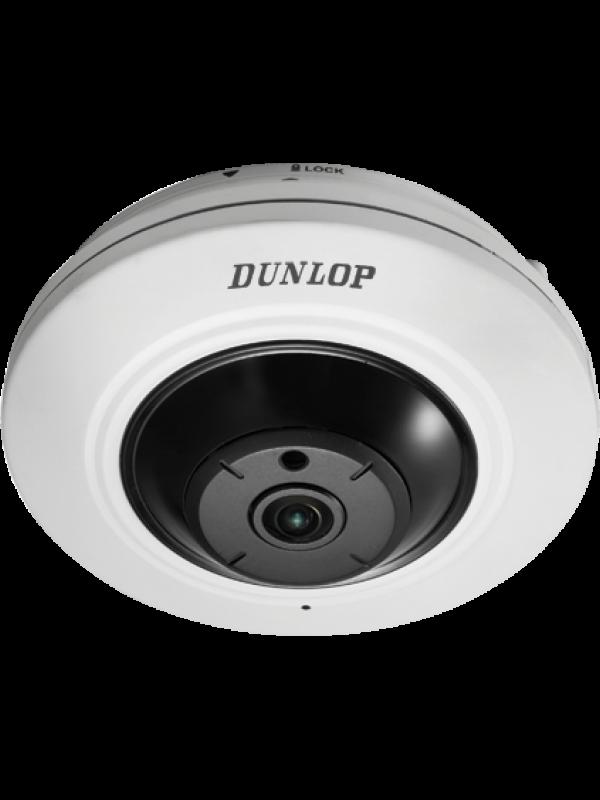 Dunlop 5MP Fisheye Kamera DP-12CD2955FWD-IS