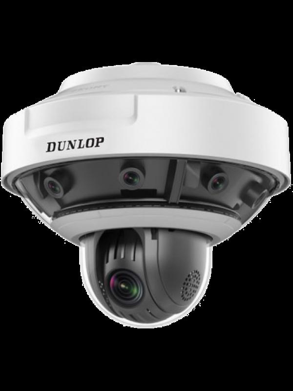 Hikvision Dunlop 8 MP 360° Panoramic PTZ Camera DP-22DP1636ZIX-D/236