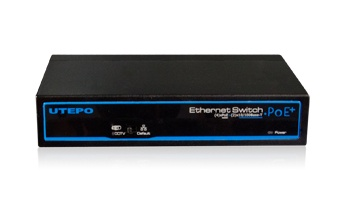 UTP3-SW04-TP60-4 Port PoE Ethernet Switch