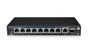 UTP3-GSW0802-TSP120-8 Port PoE Ethernet Switch