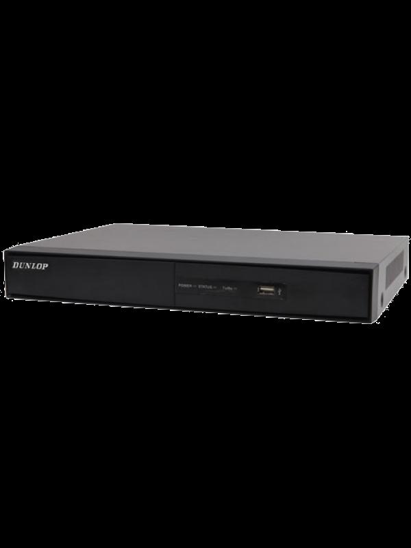 Dunlop 8 Kanal Mini NVR, 1 SATA Portu DP-2608NI-K1