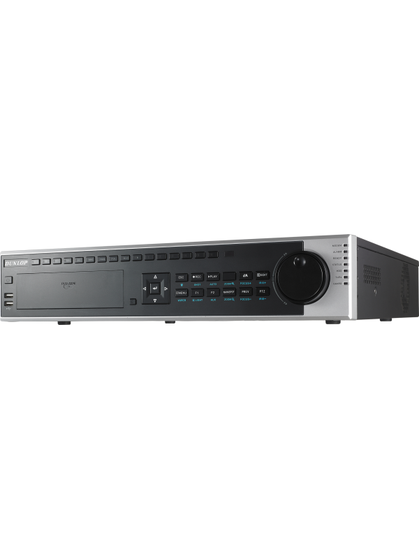 32 Kanal NVR  8 SATA Portu DP-8632NI-I8