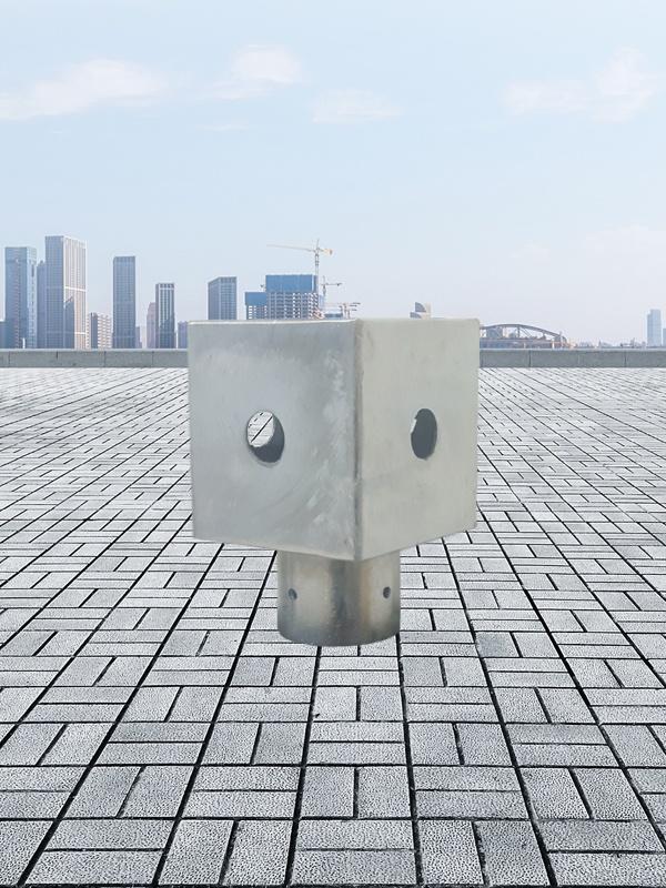 Dört Yönlü Sıcak Daldırma Galvaniz Kaplı Kamera Aparatı
