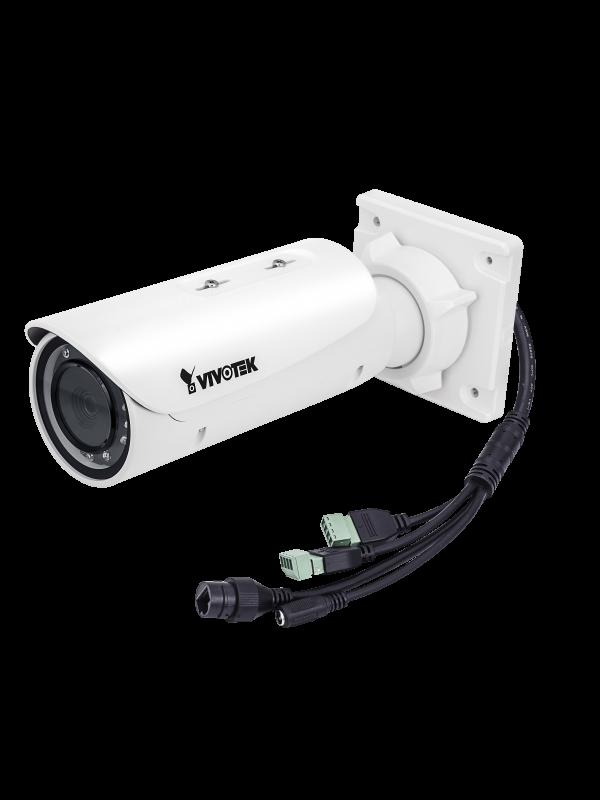 Vivotek 2MP Bullet Ayarlanabilir Lensli Kamera IB836B-EHT