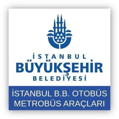 istanbul b.b. otobüs metrobüs araçları