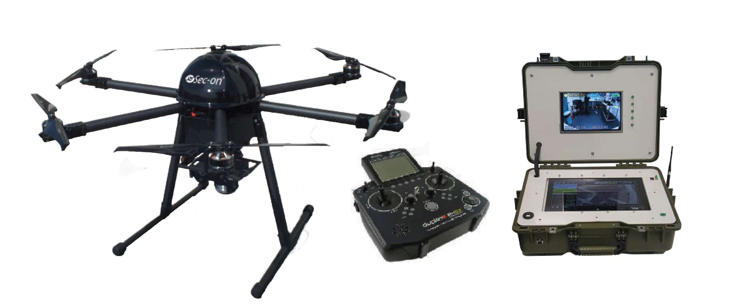 SC- 80 Multikopter