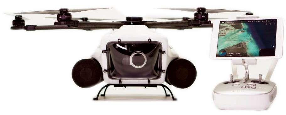 amfibik dron