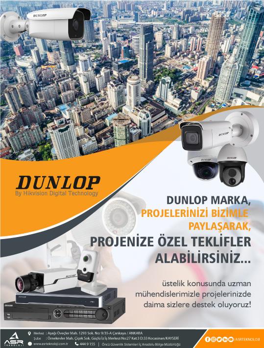 Dunlop ile Projelerinize Profesyonel Destek Vermeye Devam Ediyoruz !..